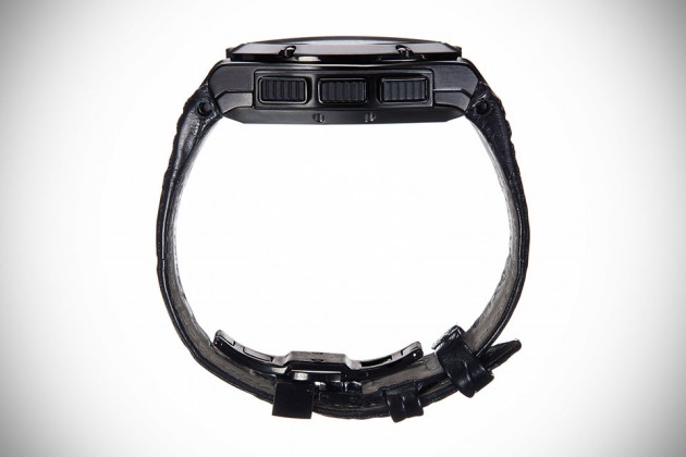 Michael Bastian MB Chronowing Limited Edition Black Smartwatch by HP