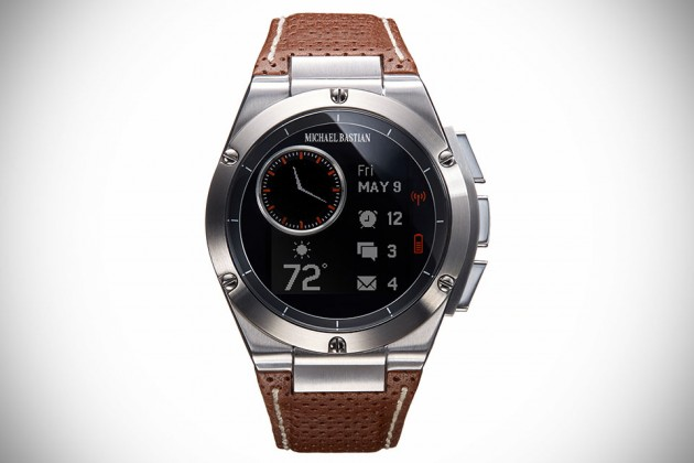 Michael Bastian MB Chronowing Smartwatch