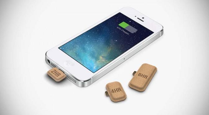 Mini Power Cardboard Battery