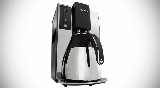 Mr. Coffee 10-Cup Smart Optimal Brew Coffeemaker With WeMo