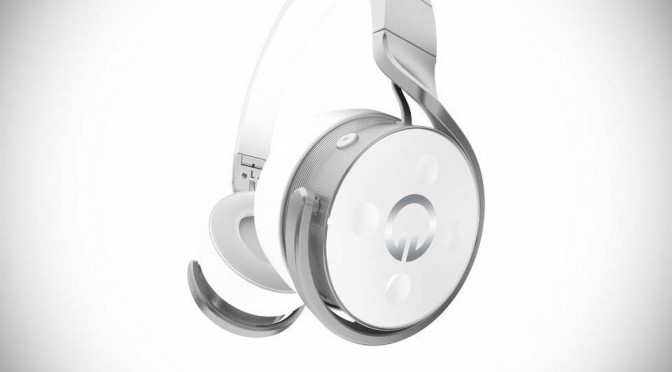 Muzik On-ear Headphones