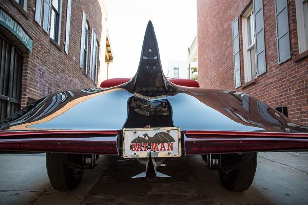 Officially Licensed 1963 Batmobile