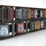 Orbiter Lets You Display Your Playing Card Collection with Style and Pride