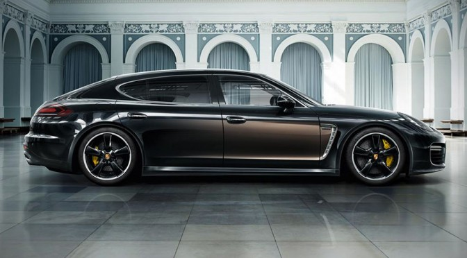 Porsche Panamera Executive Exclusive Turbo S