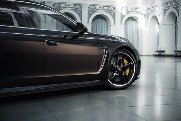 Porsche Panamera Executive Exclusive Turbo S