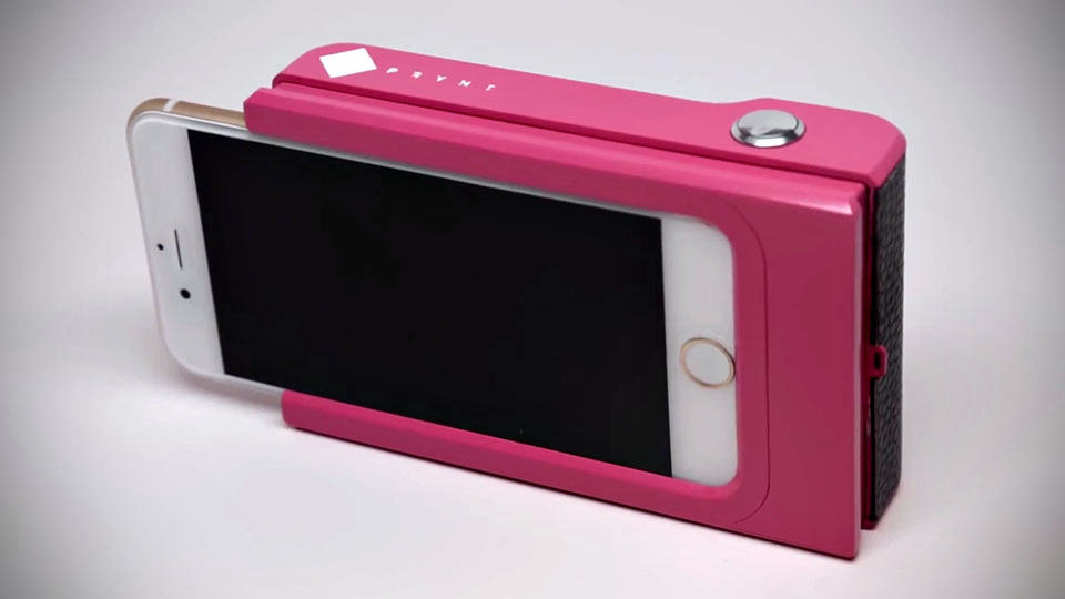 Instant Print Camera For Iphone