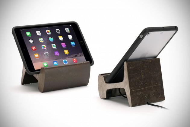 Rail Slice Tablet Stand