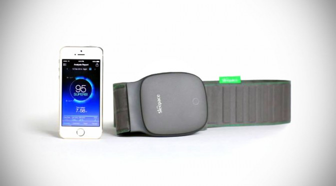 RestOn Sleep Monitor by Sleepace