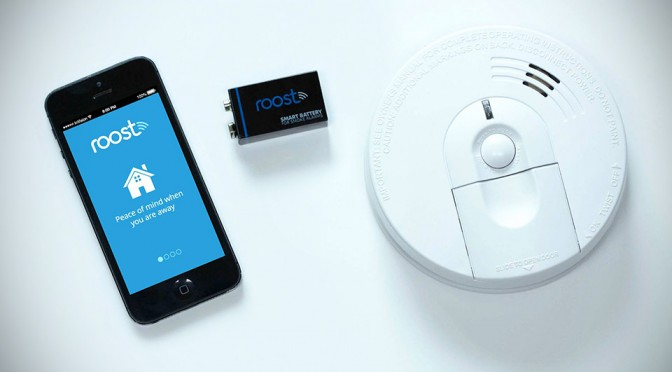 WiFi-enabled Battery Wants to Turn Your Smoke Alarm into a Connected Smoke Alarm