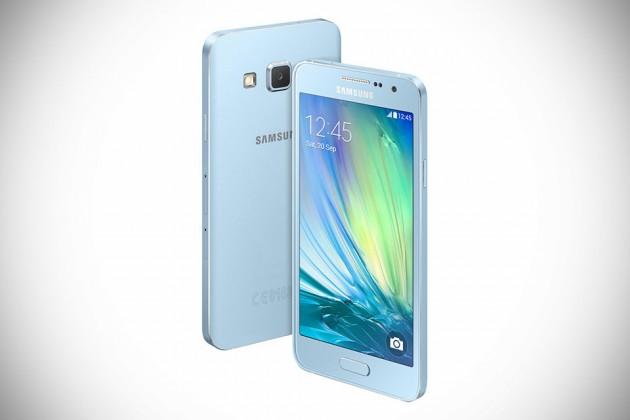 Samsung Galaxy A3 - Light Blue
