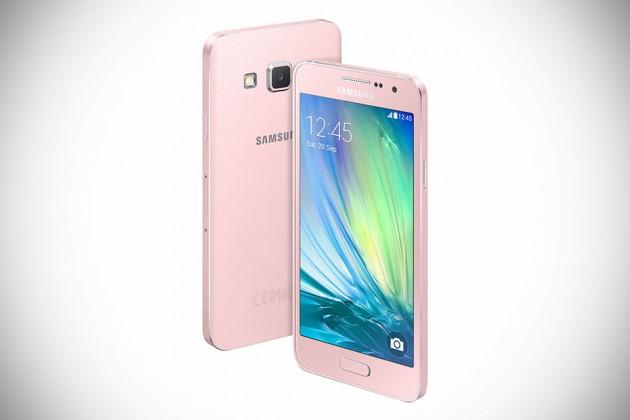 Samsung Galaxy A3 - Soft Pink