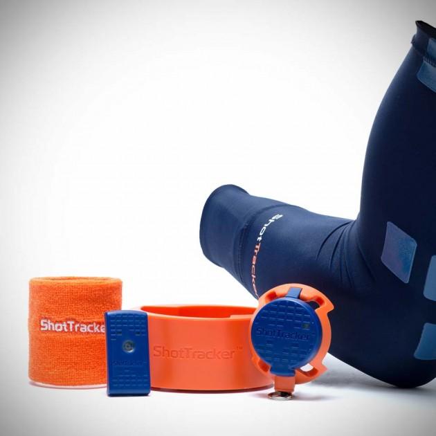ShotTracker Basketball Shot Tracker/Trainer