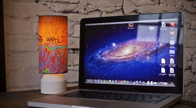 You Know What is Graffiti, But Do You Know Graffiti Lamps? Heads Up: They're Pretty Damn Awesome