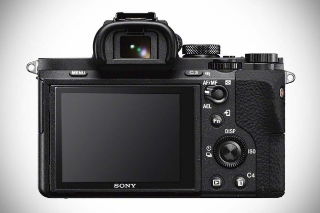 Sony a7II Full-Frame Mirrorless Interchangeable Lens Camera