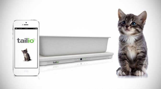 Tailio Smart Health Monitor for Cats