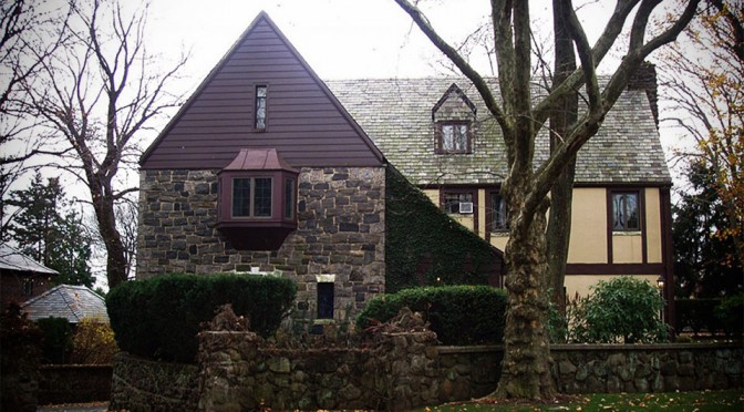 'The Godfather' Sprawling English Tudor Mansion is up for Grab, Again