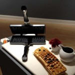 This Waffle Iron Lets You Make Keyboard-shaped Waffle So You Can Have a Geeky Start for the Day