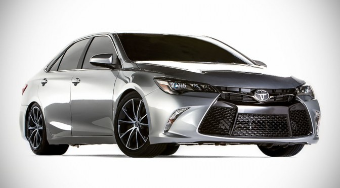 This Ultimate Sleeper Car is a 850HP Dragster Disguised as a 2015 Camry