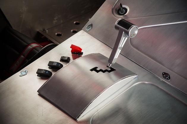 Toyota Sleeper Camry at 2014 SEMA Show