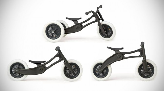 Wishbone 3-in-1 Children Bike Recycled Edition