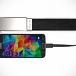 You Wear a Waist Belt. Why Not Make it Charge Your Smartphone Too?