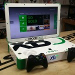 This is a Portable Game Console That is Both an Xbox 360 and an Xbox One