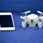 Palm-sized ZANO Video Drone Quite Literally Takes Selfie to a New Height