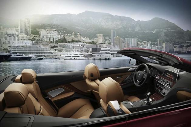 2015 BMW 6 Series - Convertible