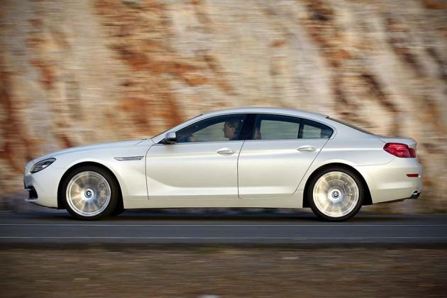 2015 BMW 6 Series - Gran Coupe
