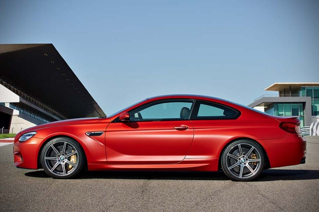 2015 BMW 6 Series - M6 Coupe