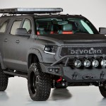 Devolro's Custom Toyota Tundra is a 650 HP Good Looking Beast