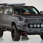 Devolro's Custom Toyota Tundra is a 650 HP Good Looking Beast