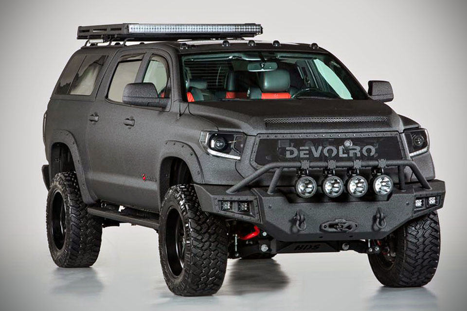 Car Pros Tacoma >> Devolro's Custom Toyota Tundra is a 650 HP Good Looking Beast - MIKESHOUTS