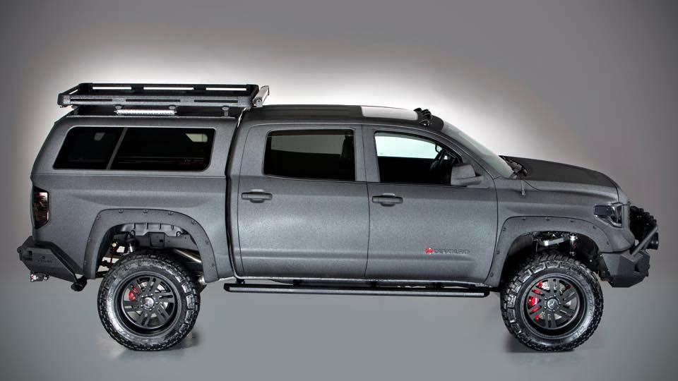 Devolro's Custom Toyota Tundra is a 650 HP Good Looking ...