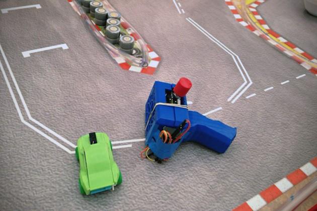 3DRacers 3D Printable RC Cars