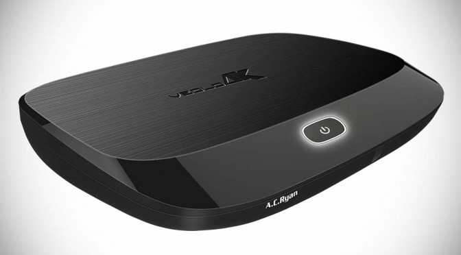 AC Ryan Veolo 4K Streaming Media Player