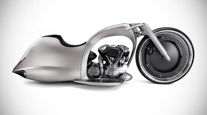 Akrapovič Full Moon Concept Motorcycle