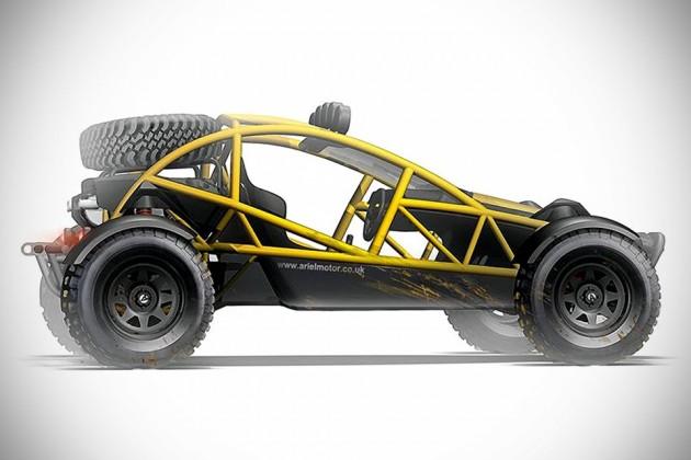 Ariel Nomad Off-road Vehicle