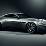 This Aston Martin DB10 is the Next Bond Car and it Looks Kind of Sexy