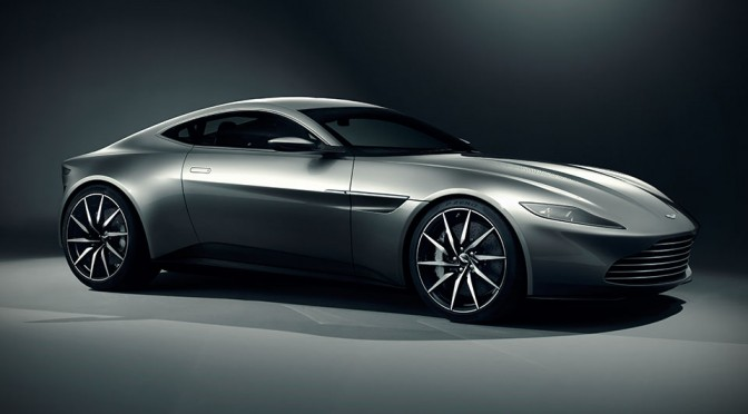Aston Martin DB10 For Spectre