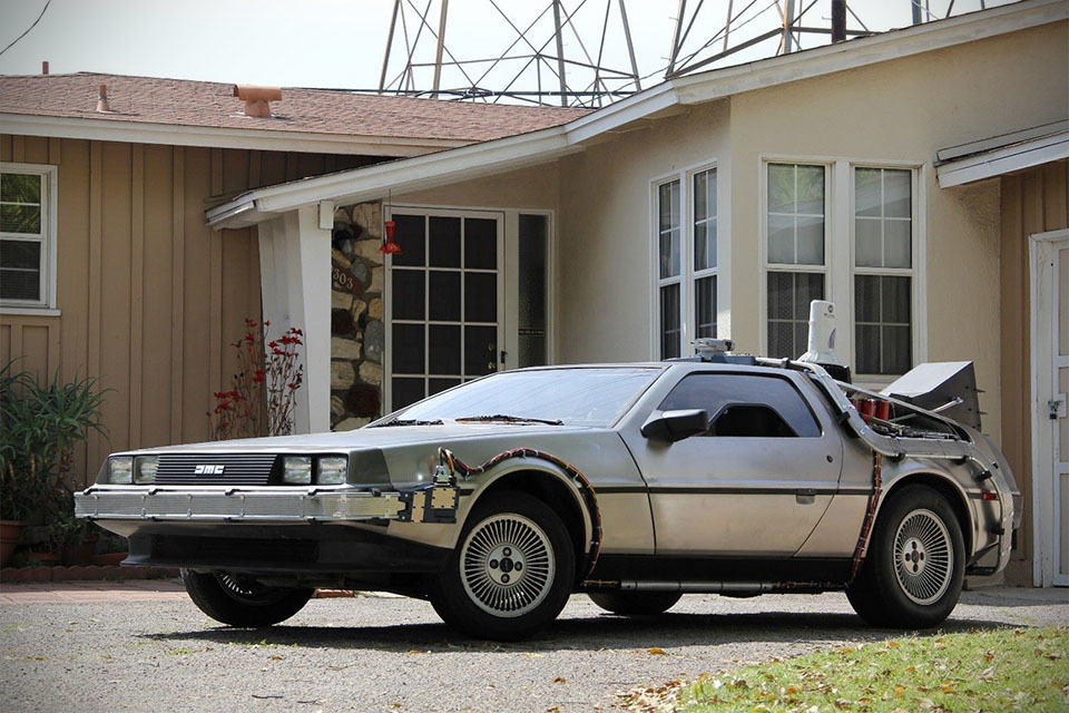 for 30 000 you can turn your delorean into a time machine from back to the future movies. Black Bedroom Furniture Sets. Home Design Ideas