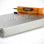 Bondic is Not a Glue, it is Liquid Plastic That Hardens with UV Light