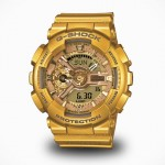Casio Teams Up With Va$htie To Release Limited Edition Gold G-SHOCK Watch