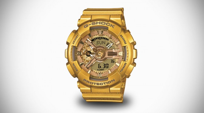 Casio G-SHOCK x Va$htie GMAS110VK-9A Watch
