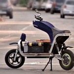 EQUS Cargo Motorcycle Has Remote Steering, Offers Voluminous Area for More Than a Backpack