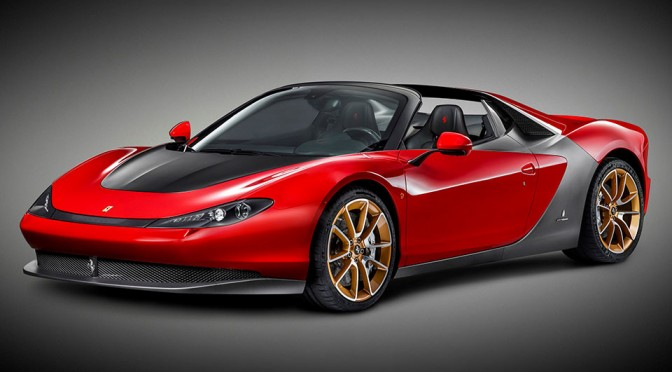 First Ferrari Sergio Lands in UAE, Looks Pretty Ostentatious