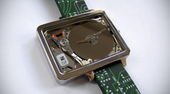 HDD Wrist Watches