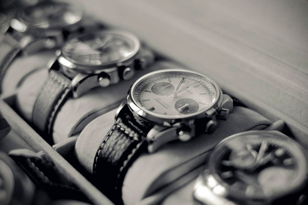 Helgray Silverstone 60s Racing Chronograph Watch