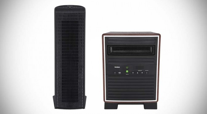 Holmes Smart Air Purifier with WeMo and Smart Heaters with WeMo