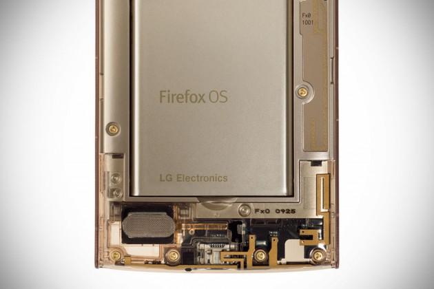 KDDI Fx0 Firefox Phone by Tokujin Yoshioka